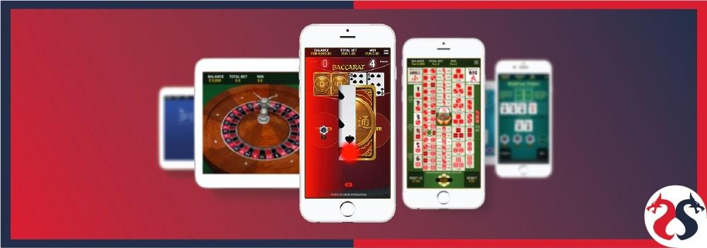 mobil casinoer