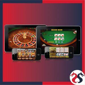 tablet casinoer