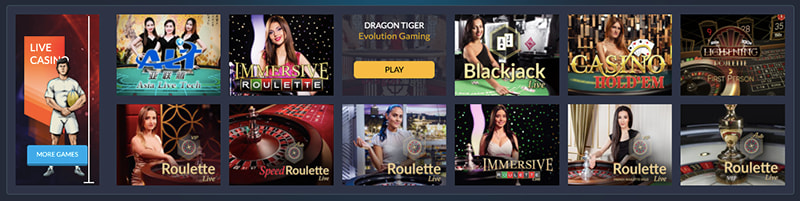 webby slot live casino